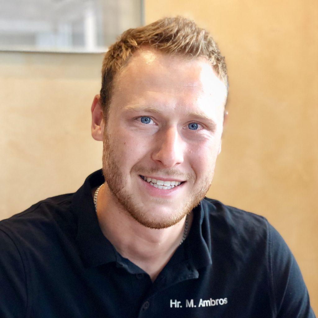 Marco Ambros, KFZ-Meister und Werkstattleiter