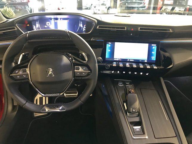 Peugeot 508 im Autohaus Ambros Bobingen/Augsburg