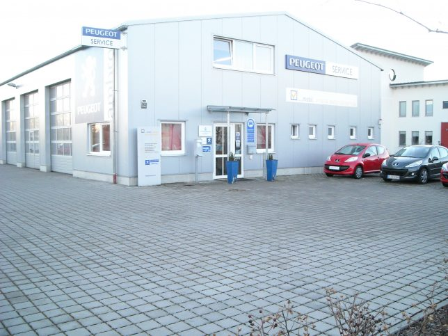 2007: Gründung der Automobilservice e.K durch Rainer Ambros